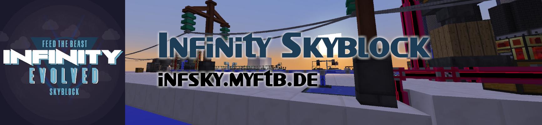 Infinity Skyblock